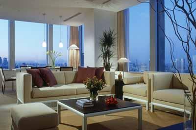Oakwood Residence Roppongi T-cube 1bed room | Tokyo Serviced