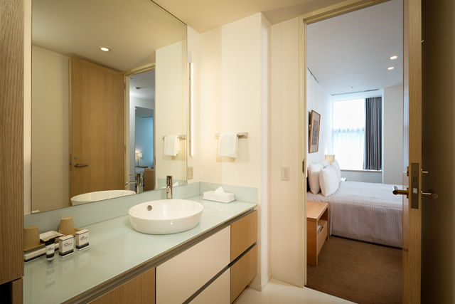 Oakwood Residence Roppongi T-cube - TYPE:2bed room