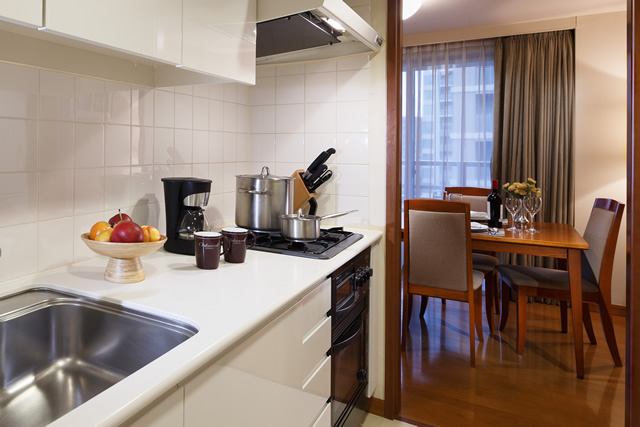 Oakwood Residence Akasaka - TYPE:2bed room