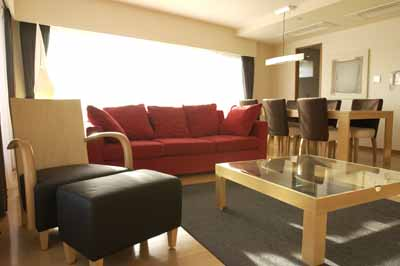 Oakwood Apartments Roppongi Central - 1bed room