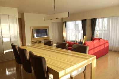 Oakwood Apartments Roppongi Central - TYPE:2bed room