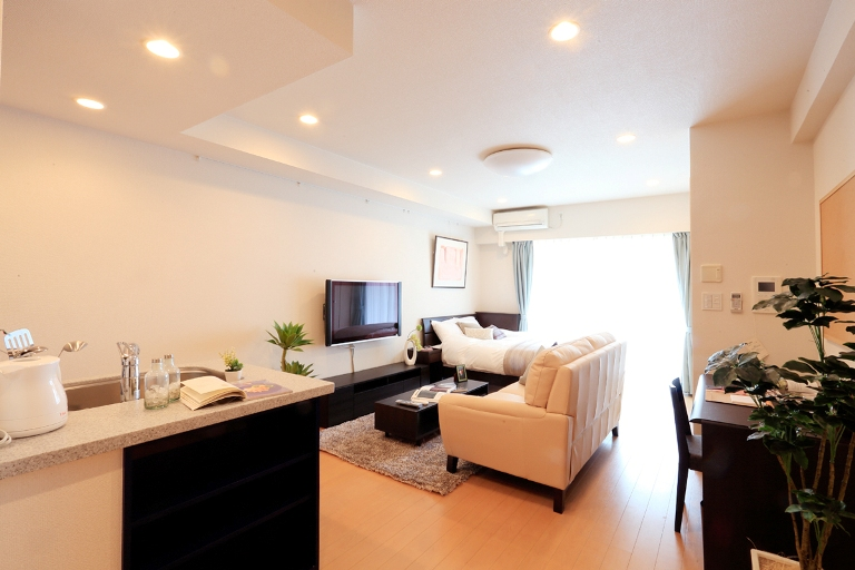 D-Room Stay Toyosu - type:H