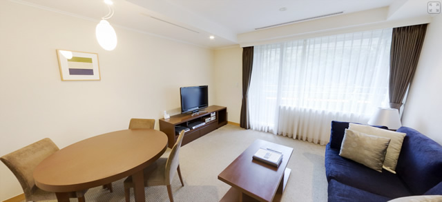 Atago Green Hills Forest Tower - type:1BR:Type D