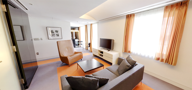 Roppongi Hills Residence D - TYPE:1BR:Design Apartments(Type A)