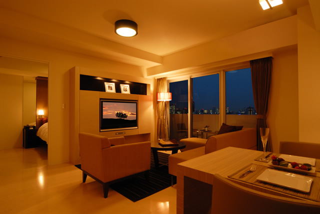 ROPPONGI DUPLEX TOWER - TYPE:Junior Suite