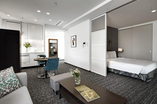 Somerset Azabu East Tokyo Type 1bed Room Premier