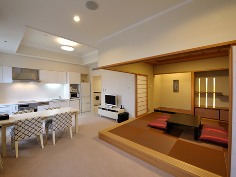 HUNDRED STAY Tokyo Shinjuku Premier Floor - TYPE:2BR Suite Wa