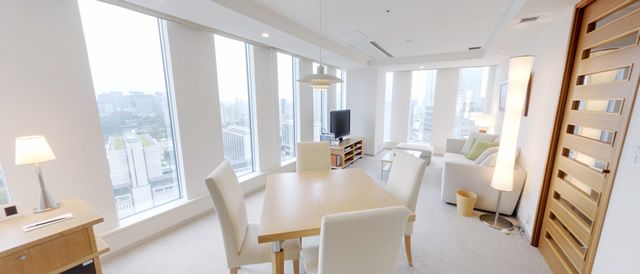The Prudential Tower Residences - 2BR:B