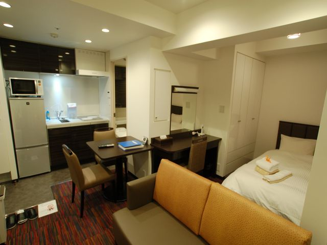 APA SERVICED RESIDENCE SHINJUKU - TYPE:A1 Type Studio