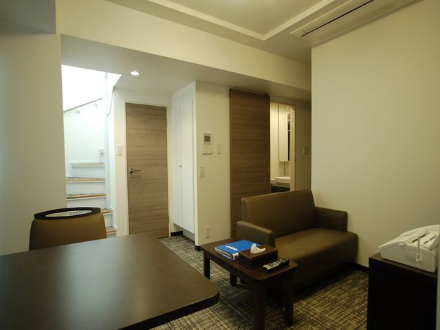 APA SERVICED RESIDENCE SHINJUKU Duplex Type M6 1BR