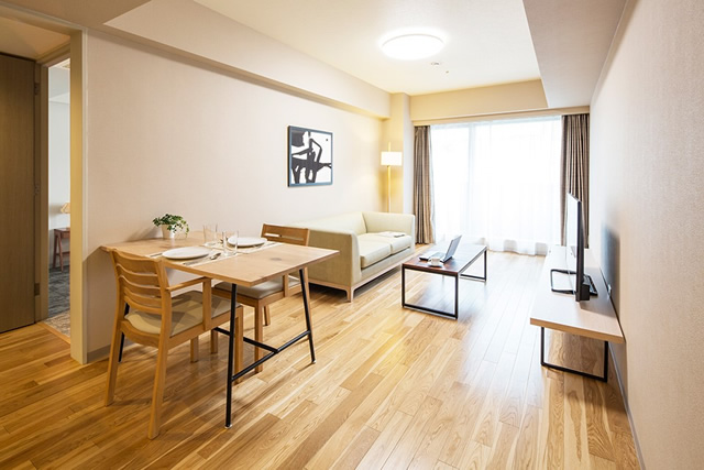 Mystays Premier Residence Hamamatsucho - TYPE:1Bedroom