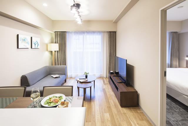 Mystays Premier Residence Omori - TYPE:1Bedroom