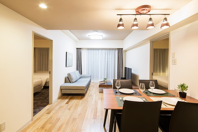 Mystays Premier Residence Omori - type:2Bedroom Superior