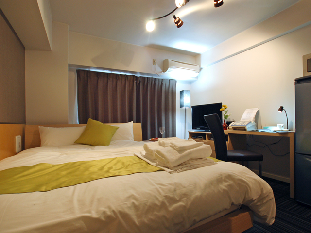 ICHIGO SERVICED APARTMENTS GINZA - type:A Type STUDIO