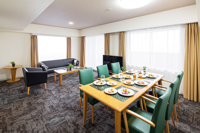 Mystays Premier Residence Omori - TYPE:3Bedroom