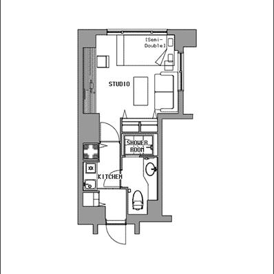 bureau kioicho e tokyo serviced apartments