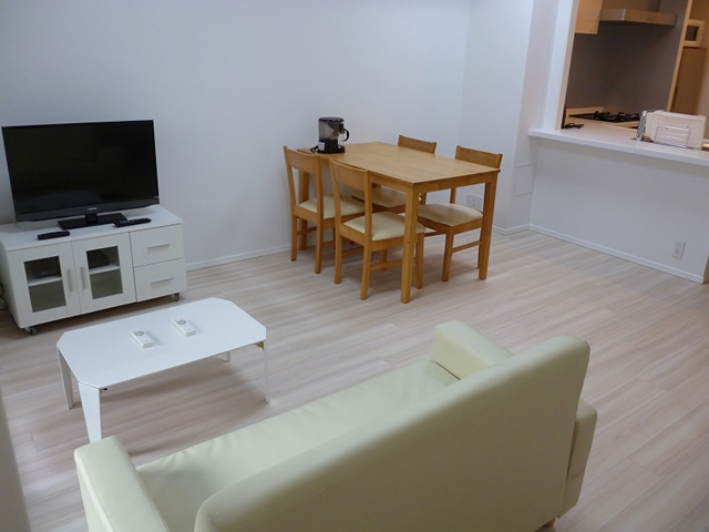 CENTRAL RESIDENCE CITY HOUSE NAKANO-SAKAUE - type:Room 202 (Type B)