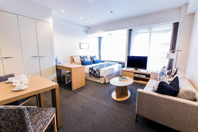 Studio Apartment Tokyo somerset shinagawa tokyo studio executive | tokyo serviced apartments