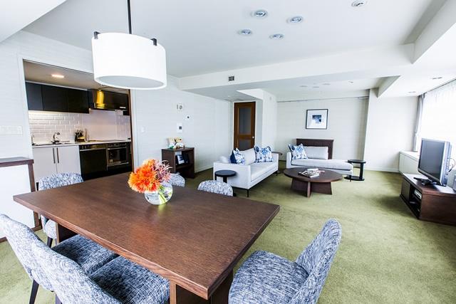 Somerset Shinagawa Tokyo 3 Bedroom Premier Tokyo Serviced Apartments