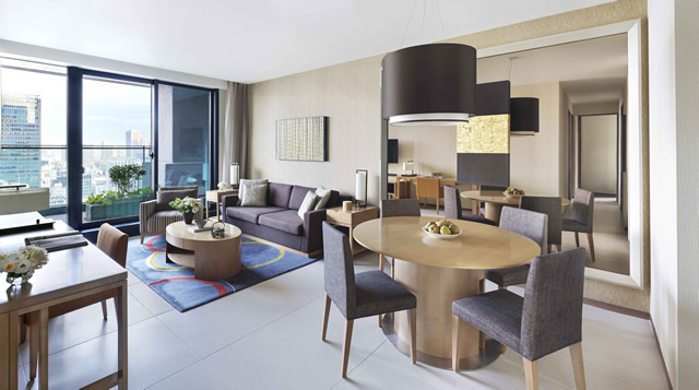Oakwood Premier Tokyo - TYPE:Three Bedroom Executive