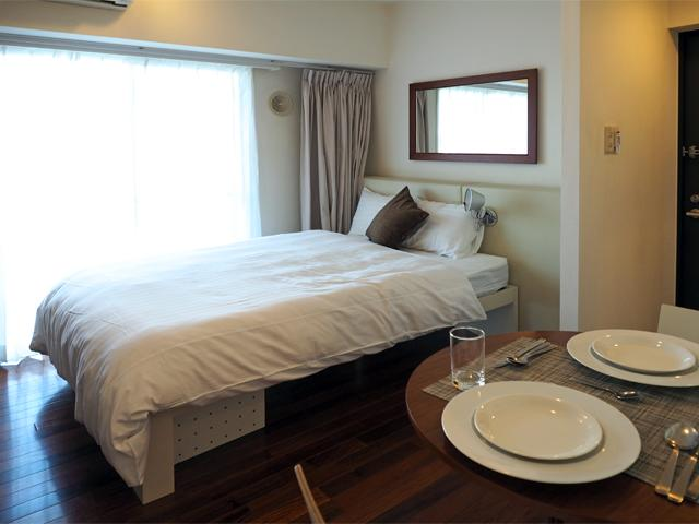 ICHIGO SERVICED APARTMENTS TAKANAWADAI - TYPE:C Type STUDIO