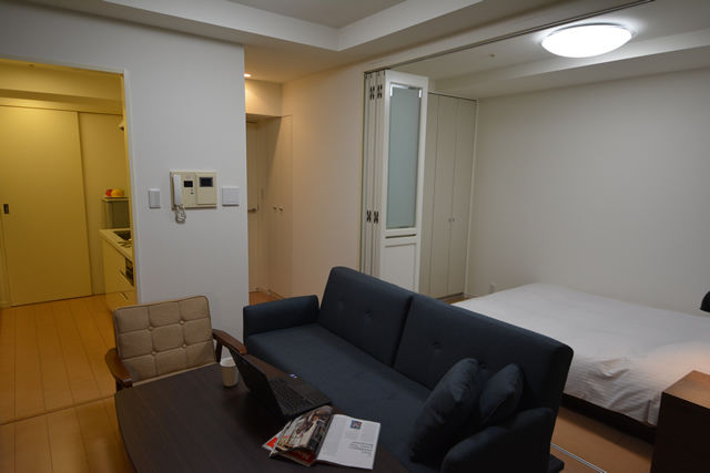 DUO FLATS AKASAKA - TYPE:1bed convertible suite