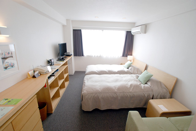Court Annex Roppongi - TYPE:Studio Twin Room