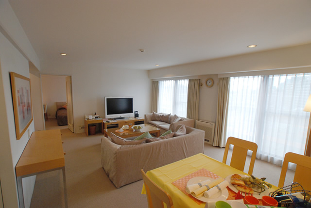Court Annex Roppongi - TYPE:1Bedroom