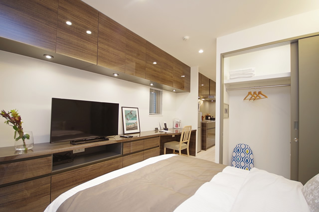 hebel stay daikanyama c type tokyo serviced apartments. Black Bedroom Furniture Sets. Home Design Ideas