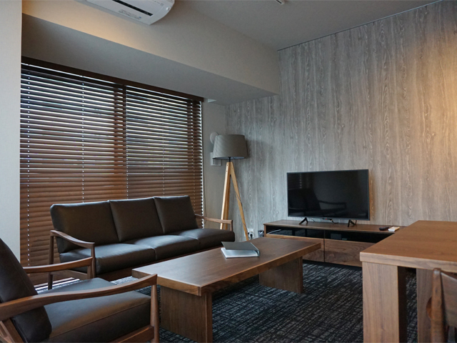 Tokyo Port City Takeshiba Serviced Apartment - TYPE:2 Bedroom K Type