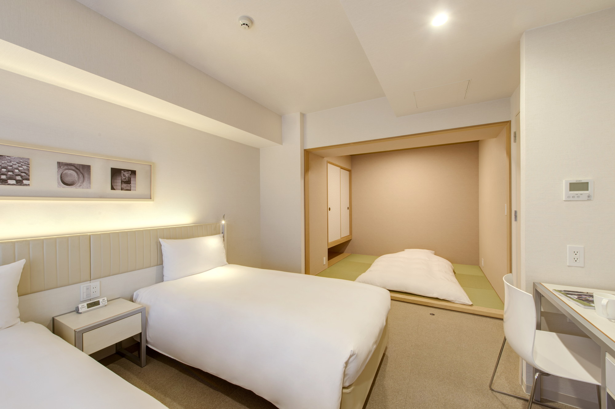 Citadines Karasuma-Gojo Kyoto - TYPE:1Bedroom Double/Twin