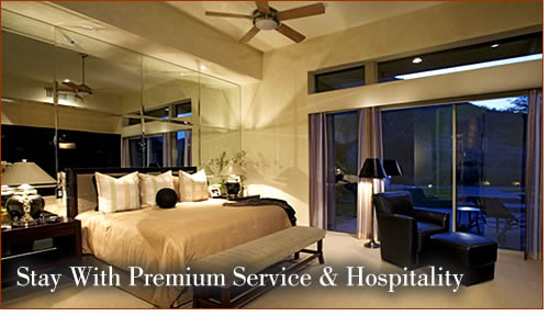 Stay With Premium Service & Hospitality